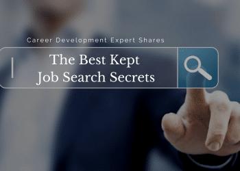 The best kept job search secrets