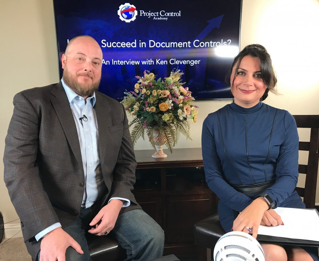 Interview with Ken Clevenger on Document Control